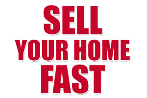 Sell your home fast for cash ( AS IS CONDITION)