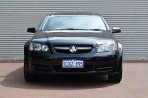 2008 Holden Ute VE Omega Black 6 Speed Manual Utility