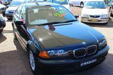 2000 BMW 318I E46 Executive Black 4 Speed Auto Steptronic Sedan Minchinbury Blacktown Area Preview