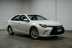 2016 Toyota Camry ASV50R Atara SL White 6 Speed Sports Automatic Sedan Welshpool Canning Area Preview