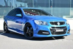 2013 Holden Commodore VF MY14 SS Blue 6 Speed Manual Sedan Cardiff Lake Macquarie Area Preview