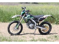 After a 125 250 Trail bike Enduro Off Road Trial