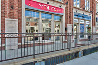Downtown Oakville Storefront Ideal for Professional Use