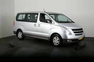2010 Hyundai iMAX TQ Silver 5 Speed Automatic Wagon McGraths Hill Hawkesbury Area Preview