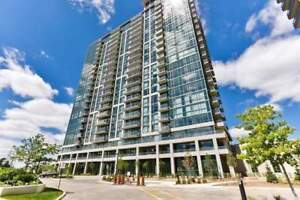 Beautiful 1 + 1 Bed 1 Bath Condo in Mississauga Square One