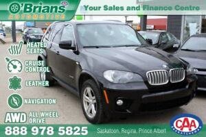 2011 BMW X5 xDrive M-package  - Accident Free! w/Leather, AWD,