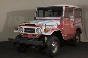 Wanted: Toyota  Land Cruiser FJ 40, BJ 40, BJ 42 or FJ 45