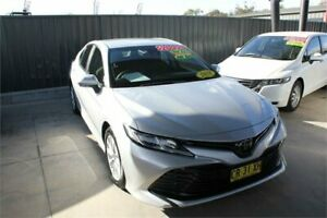 2018 Toyota Camry ASV70R Ascent Silver 6 Speed Automatic Sedan Mitchell Gungahlin Area Preview