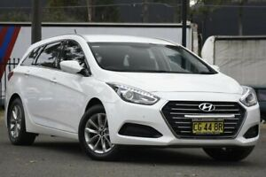 2016 Hyundai i40 VF4 Series II Active Tourer D-CT White 7 Speed Sports Automatic Dual Clutch Wagon Condell Park Bankstown Area Preview
