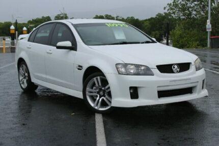 2008 Holden Commodore VE SV6 White 5 Speed Sports Automatic Sedan