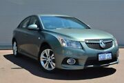 2014 Holden Cruze JH Series II MY14 SRi Grey 6 Speed Sports Automatic Sedan Gosnells Gosnells Area Preview
