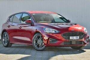 2018 Ford Focus SA 2019MY ST-Line Red 8 Speed Automatic Hatchback Dandenong Greater Dandenong Preview