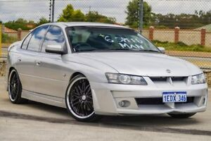 2004 Holden Special Vehicles Clubsport Y Series 2 Special Edition Silver 6 Speed Manual Sedan Kenwick Gosnells Area Preview