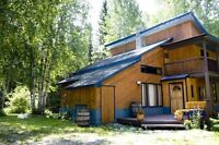 Golden, BC, 3 Bedroom home on 2 1/2 acres