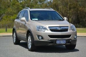 2012 Holden Captiva CG Series II MY12 5 AWD Gold 6 Speed Sports Automatic Wagon Cannington Canning Area Preview