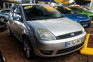 2005 Ford Fiesta WP LX Silver 5 Speed Manual Hatchback Minchinbury Blacktown Area Preview