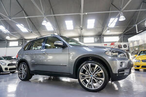 2010 BMW X5 E70 MY10 xDrive 30D Space Grey 8 Speed Sequential Auto Wagon Port Melbourne Port Phillip Preview