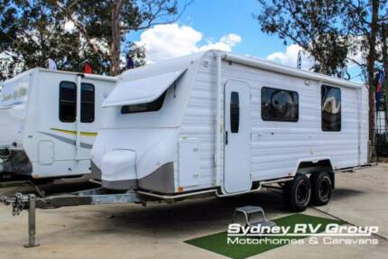 CU1083 Jayco Starcraft Loaded Full Of Extras & Creature Comforts