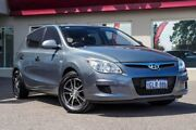 2010 Hyundai i30 FD MY10 SX Grey 4 Speed Automatic Hatchback Bayswater Bayswater Area Preview