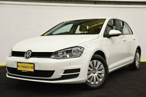 2015 Volkswagen Golf VII MY15 90TSI DSG White 7 Speed Sports Automatic Dual Clutch Hatchback Canning Vale Canning Area Preview