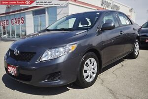 2009 Toyota Corolla CE - Excellent history.  Just traded!