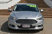 2016 Ford Mondeo MD Ambiente PwrShift Moondust Silver 6 Speed Sports Automatic Dual Clutch Hatchback Ashmore Gold Coast City Preview