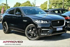 2018 Jaguar F-PACE X761 MY18 20d AWD R-Sport Black 8 Speed Sports Automatic Wagon Osborne Park Stirling Area Preview