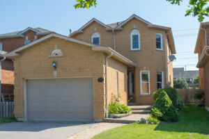 Charming 4+1 Bdrm, 3 Bath Two Story Home w/Finished BSMT