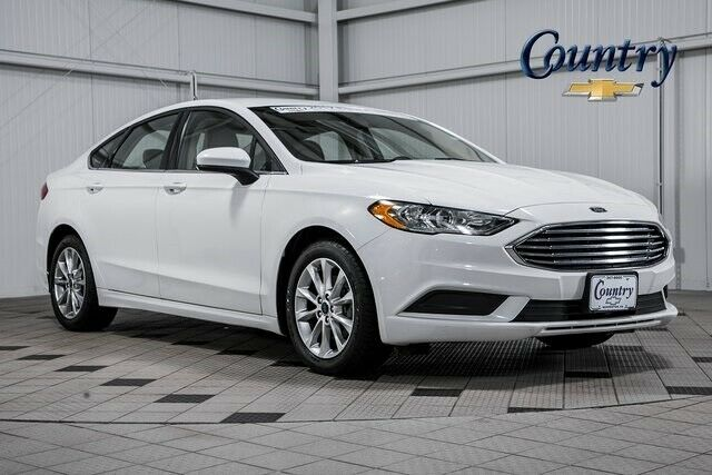 Image 1 Voiture Américaine d'occasion Ford Fusion 2017