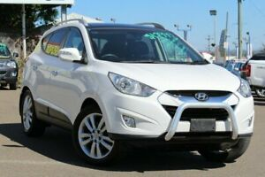 2013 Hyundai ix35 LM2 Highlander AWD White 6 Speed Sports Automatic Wagon Moorooka Brisbane South West Preview