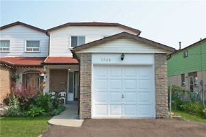 """4 BR 3 WR Semi-Detach... in  Mississauga, near Airport/Steeles/"