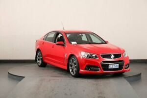 2014 Holden Commodore VF SS-V Red 6 Speed Automatic Sedan