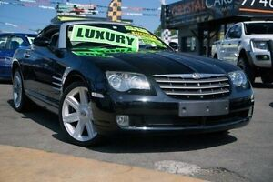 2004 Chrysler Crossfire ZH MY2004 Black 5 Speed Sports Automatic Coupe Minchinbury Blacktown Area Preview