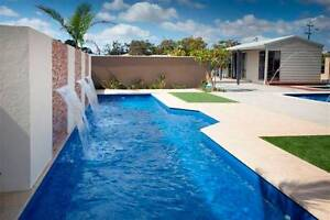 Ex display swimming pools from $16,000 installed Wangara Wanneroo Area Preview