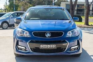 2015 Holden Commodore VF II MY16 SS V Redline Blue 6 Speed Sports Automatic Sedan Penrith Penrith Area Preview