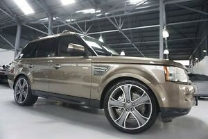 2010 Land Rover Range Rover MY11 Sport 3.6 TDV8 Nara Bronze 6 Speed Automatic Wagon Port Melbourne Port Phillip Preview