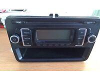 Vw t5.1 cd radio