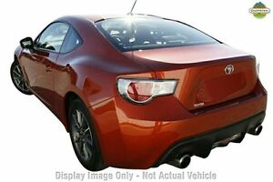 2013 Toyota 86 ZN6 GT Orange 6 Speed Manual Coupe Cannington Canning Area Preview