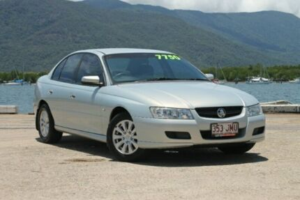 2005 Holden Commodore VZ Acclaim Silver 4 Speed Automatic Sedan