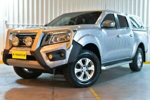 2016 Nissan Navara D23 ST Silver 7 Speed Sports Automatic Utility Hendra Brisbane North East Preview