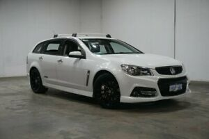 2014 Holden Commodore VF MY14 SS V Sportwagon Redline White 6 Speed Sports Automatic Wagon Welshpool Canning Area Preview