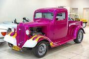1936 Chevrolet Chevrolet Ute Pink Automatic Utility Carss Park Kogarah Area Preview