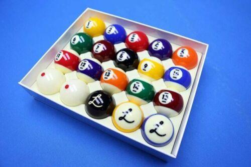 Diamond Billiards Cyclop Pool Balls  Ladon Set