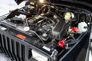 4.0 L Fuel Injected engine only  161 k and other Good Jeep Parts