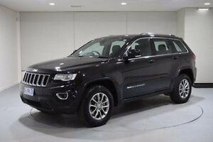 2014 Jeep Grand Cherokee WK MY2014 Laredo Black 8 Speed Sports Automatic Wagon Invermay Launceston Area Preview