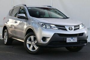 2013 Toyota RAV4 ZSA42R GX 2WD Silver 7 Speed Constant Variable Wagon Upper Ferntree Gully Knox Area Preview