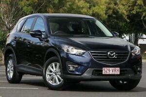 2015 Mazda CX-5 KE1032 Maxx SKYACTIV-Drive AWD Sport Blue 6 Speed Sports Automatic Wagon Chermside Brisbane North East Preview
