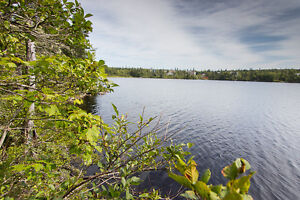 Lake Loon Waterfront Lot in Brookside, NS (250ft waterfrontage)