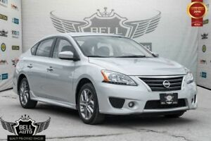 2014 Nissan Sentra SR BLUETOOTH PUSH TO START TRACTION CONTROL A