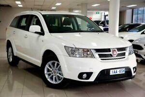 2013 Fiat Freemont JF Base Bianco White 6 Speed Automatic Wagon